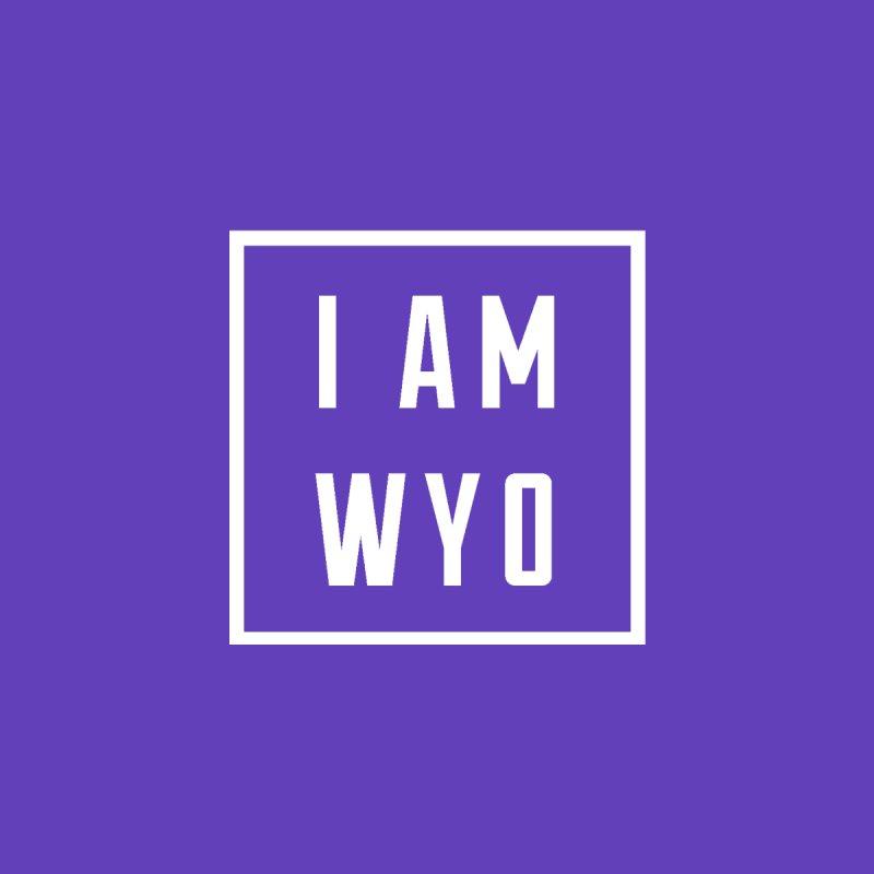 I AM WYO box Women's Tank by Elevation Wyoming