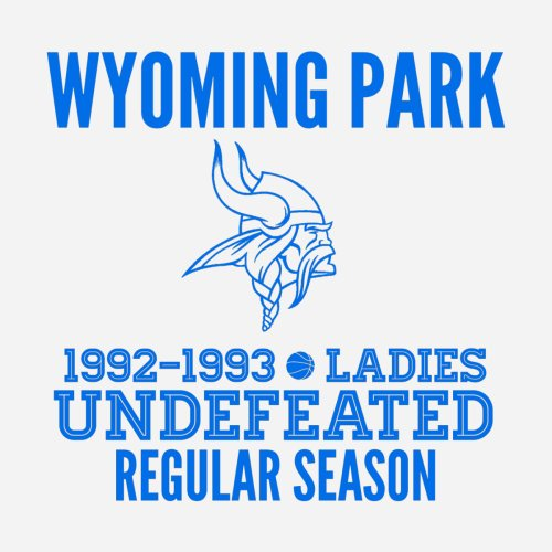 Wyoming-Park-Undefeated-Ladies-Basketball-92-93