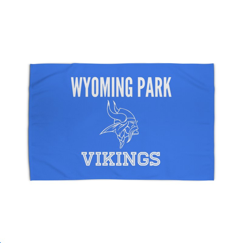Wyoming Park Viking White Home Rug by Elevation Wyoming