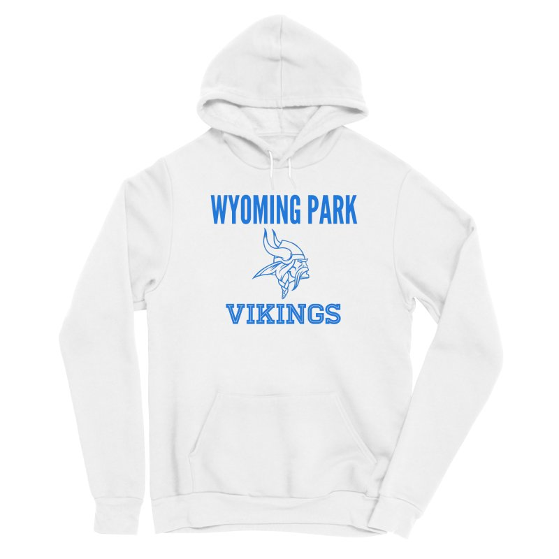 Wyoming Park Vikings Blue Men's Pullover Hoody by Elevation Wyoming