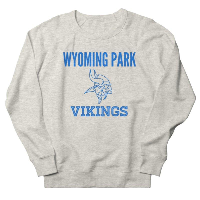 Wyoming Park Vikings Blue Women's Sweatshirt by Elevation Wyoming
