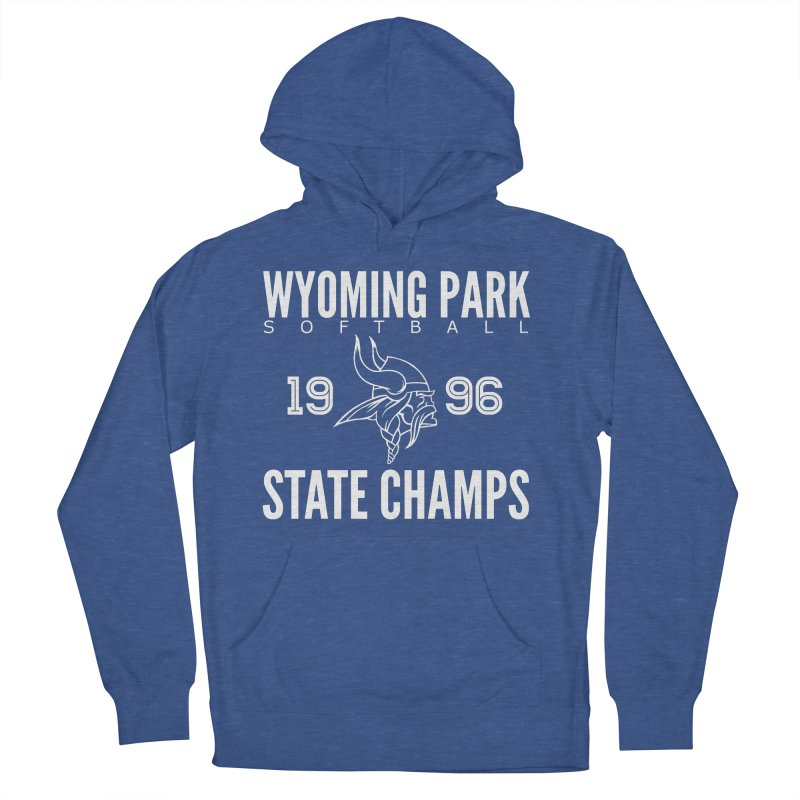 Wyoming Park 1996 Softball State Champs Women's French Terry Pullover Hoody by Elevation Wyoming