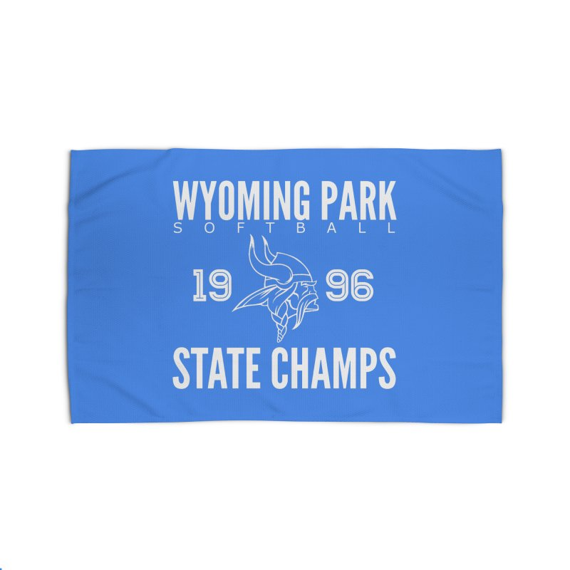 Wyoming Park 1996 Softball State Champs Home Rug by Elevation Wyoming