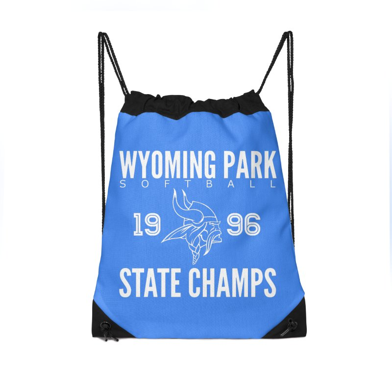 Wyoming Park 1996 Softball State Champs Accessories Bag by Elevation Wyoming