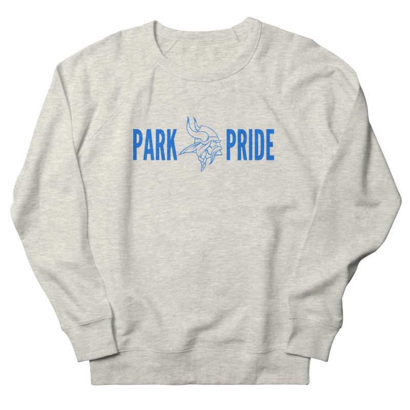 Park Pride Blue Women's Sweatshirt by Elevation Wyoming