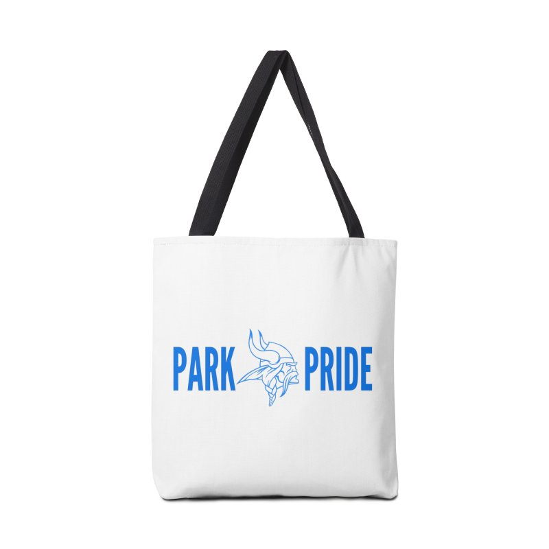 Park Pride Blue Accessories Bag by Elevation Wyoming