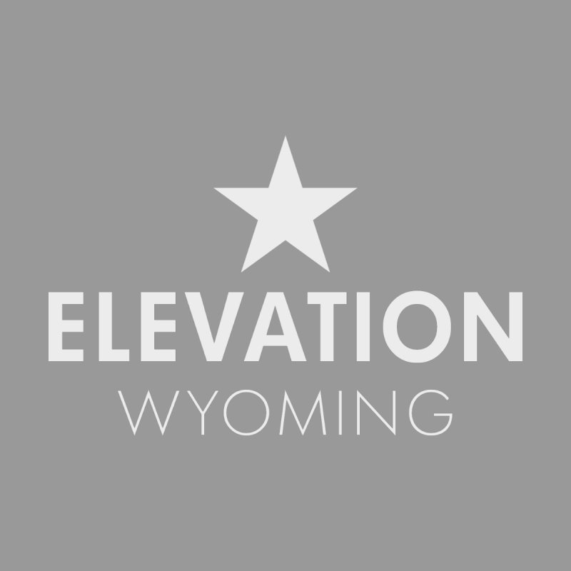 Elevation Wyoming 2019 Women's Zip-Up Hoody by Elevation Wyoming