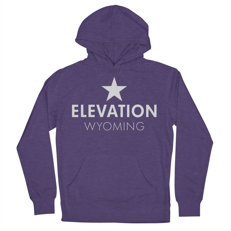 Elevation Wyoming 2019 Women's French Terry Pullover Hoody by Elevation Wyoming