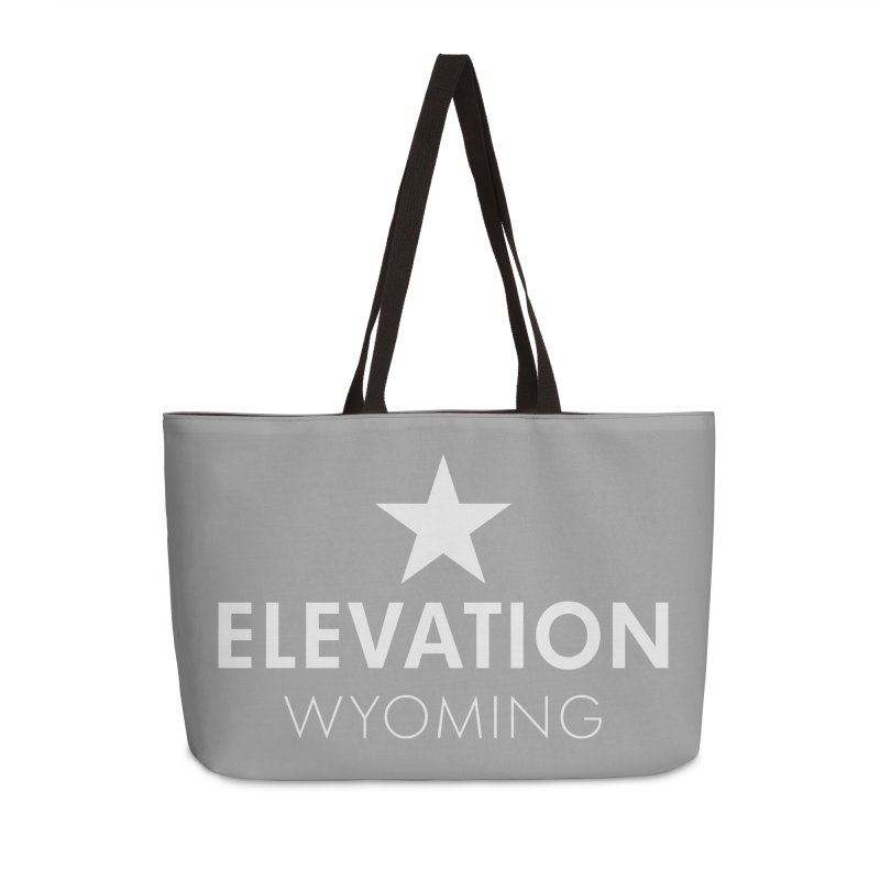 Elevation Wyoming 2019 Accessories Bag by Elevation Wyoming