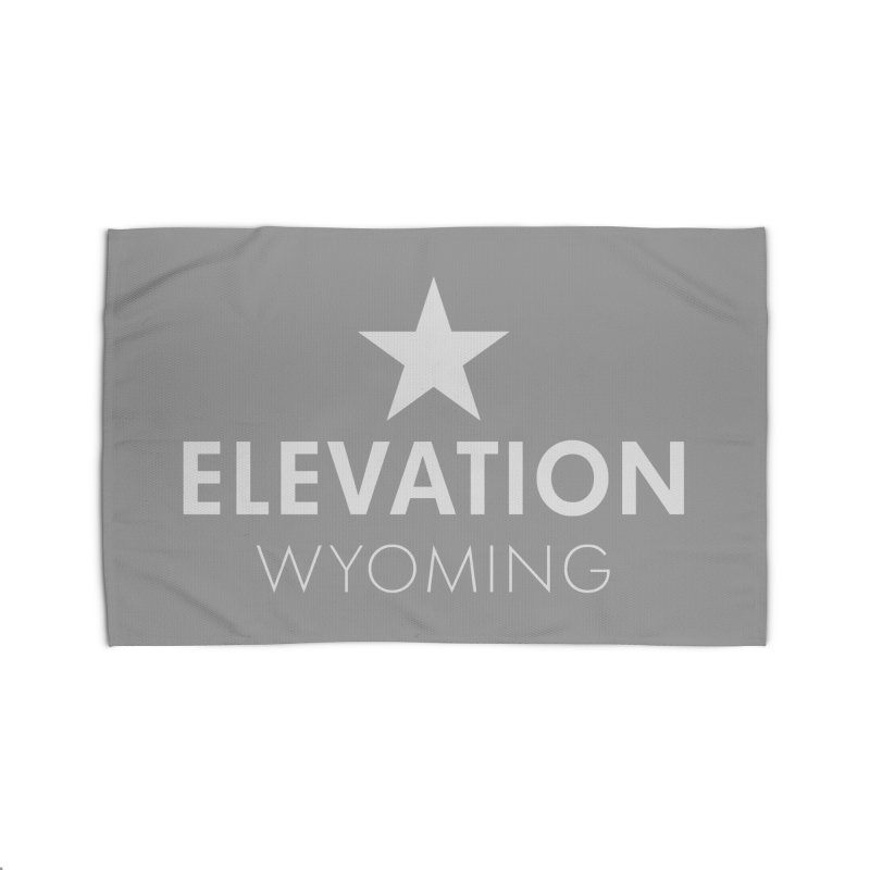 Elevation Wyoming 2019 Home Rug by Elevation Wyoming