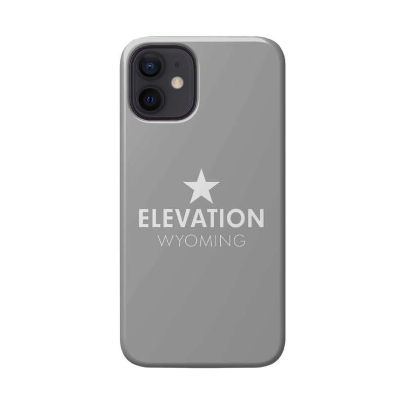 Elevation Wyoming 2019 Accessories Phone Case by Elevation Wyoming