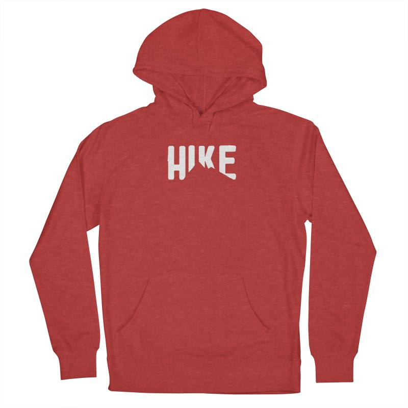 Hike Mountains Men's French Terry Pullover Hoody by eleven