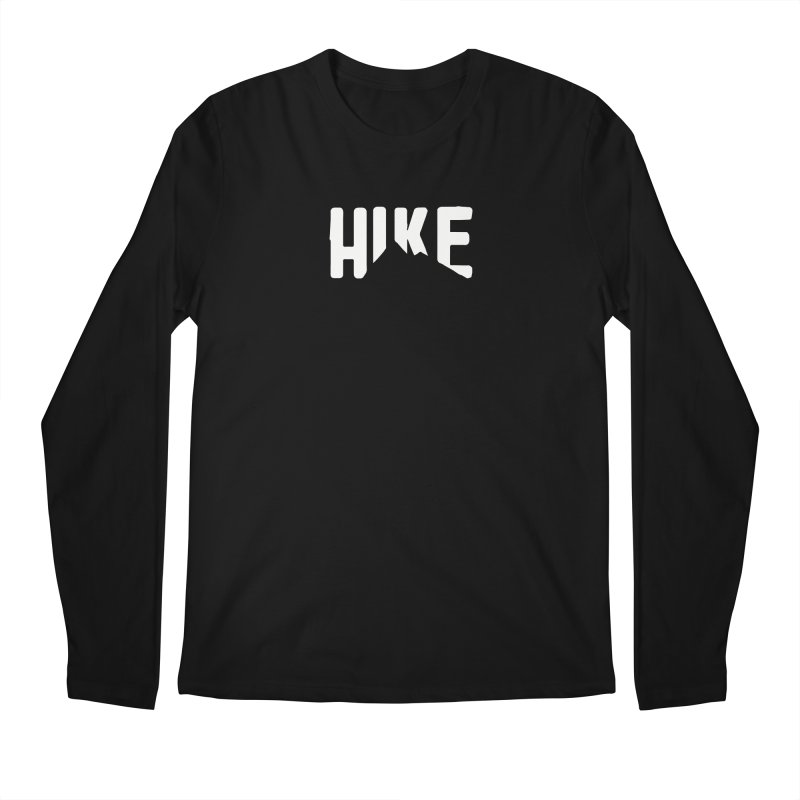 Hike Mountains Men's Longsleeve T-Shirt by eleven