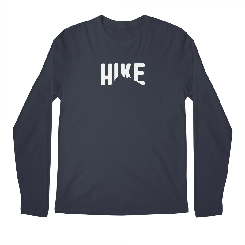 Hike Mountains Men's Longsleeve T-Shirt by eleven