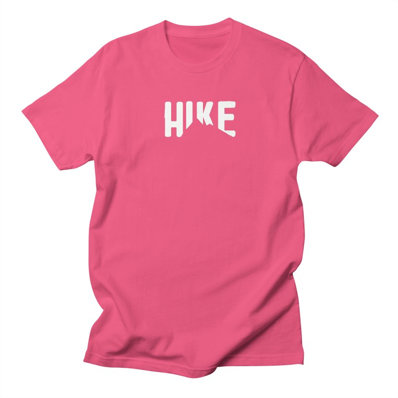 Hike Mountains Men's T-Shirt by eleven