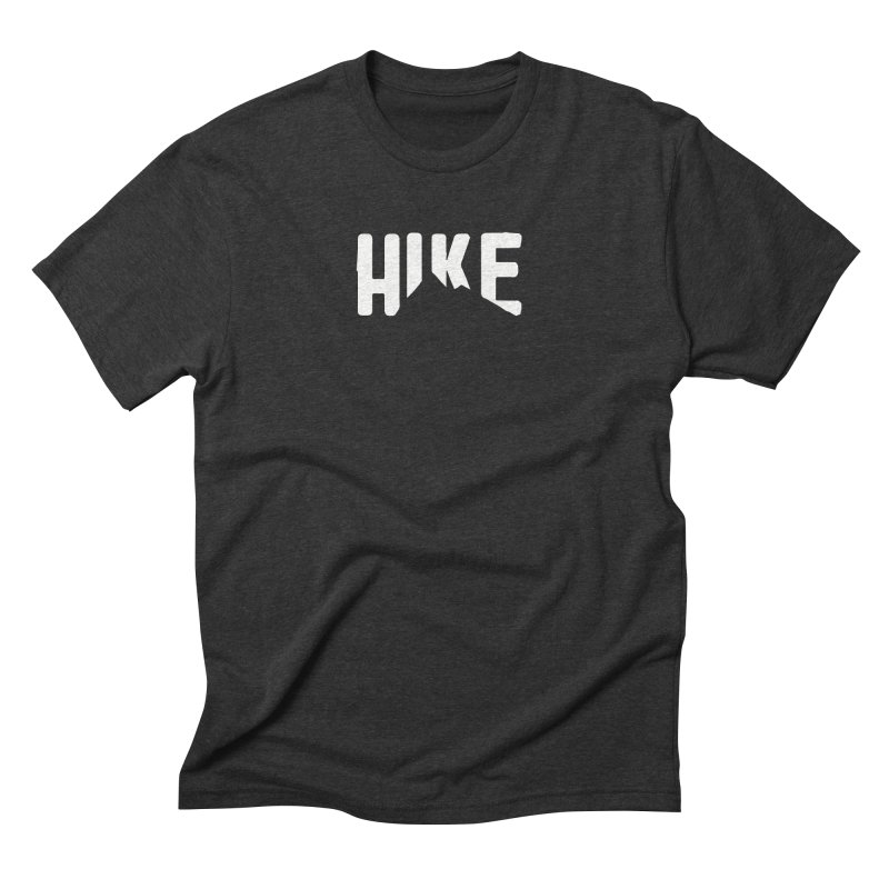 Hike Mountains Men's Triblend T-Shirt by eleven