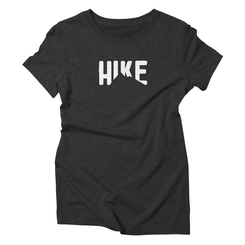 Hike Mountains Women's Triblend T-Shirt by eleven