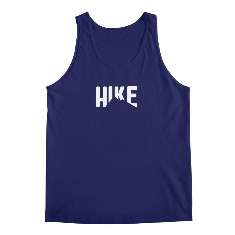 Hike Mountains Men's Tank by eleven