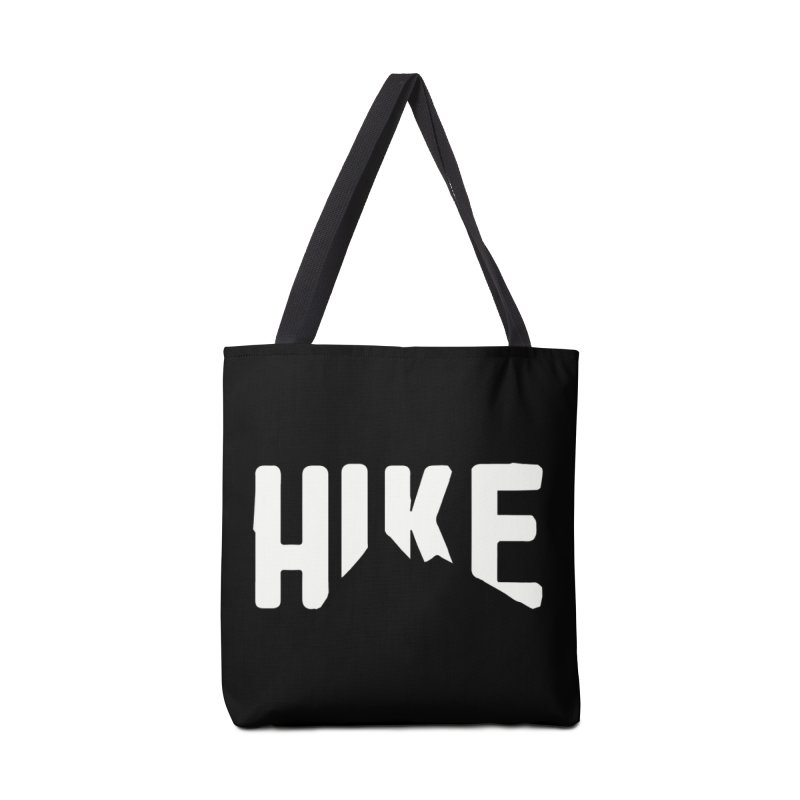 Hike Mountains Accessories Tote Bag Bag by eleven