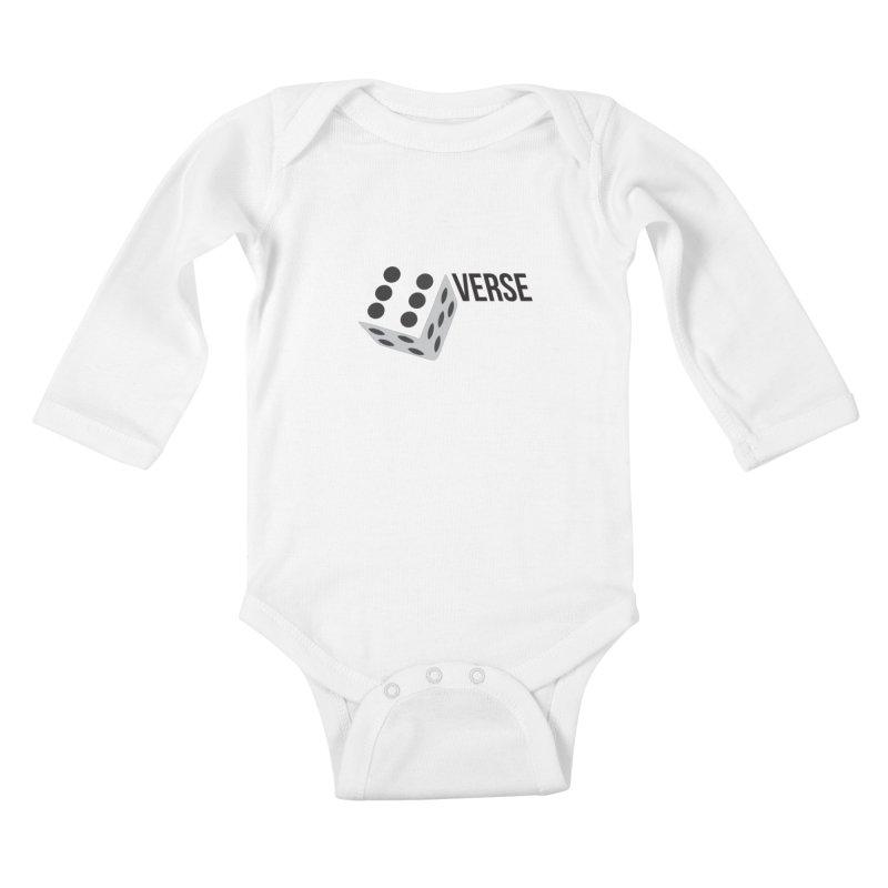 DieVerse Kids Baby Longsleeve Bodysuit by eleven