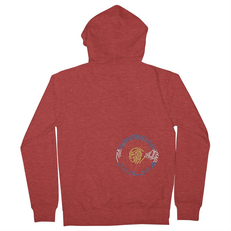Colorado Clothing Company Women's French Terry Zip-Up Hoody by eleven