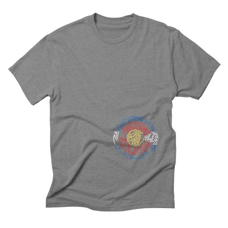 Colorado Clothing Company Men's Triblend T-Shirt by eleven