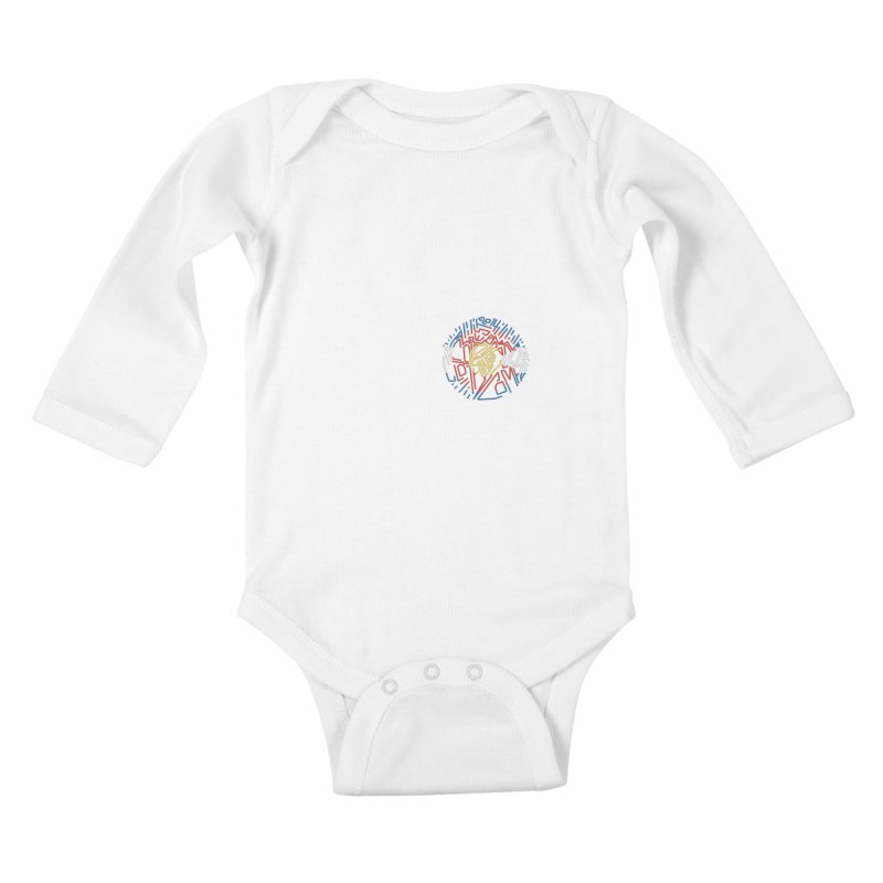 Colorado Clothing Company Kids Baby Longsleeve Bodysuit by eleven