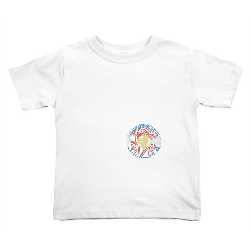 Colorado Clothing Company Kids Toddler T-Shirt by eleven