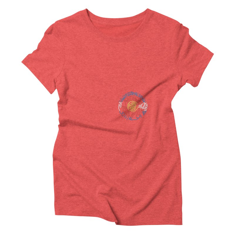 Colorado Clothing Company Women's T-Shirt by eleven