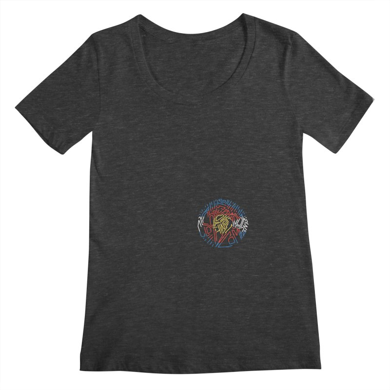 Colorado Clothing Company Women's Scoopneck by eleven