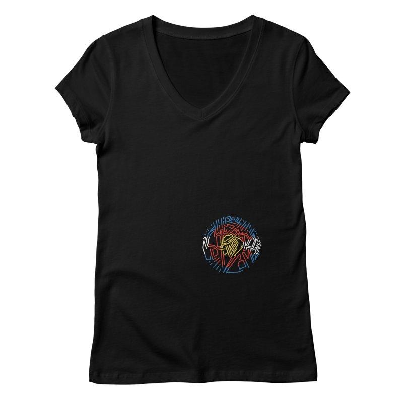 Colorado Clothing Company Women's Regular V-Neck by eleven