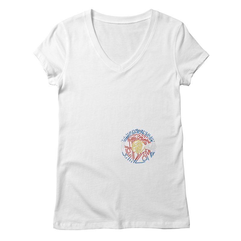 Colorado Clothing Company Women's V-Neck by eleven