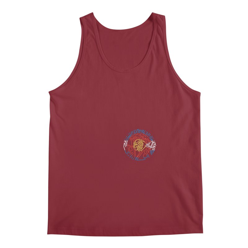 Colorado Clothing Company Men's Regular Tank by eleven