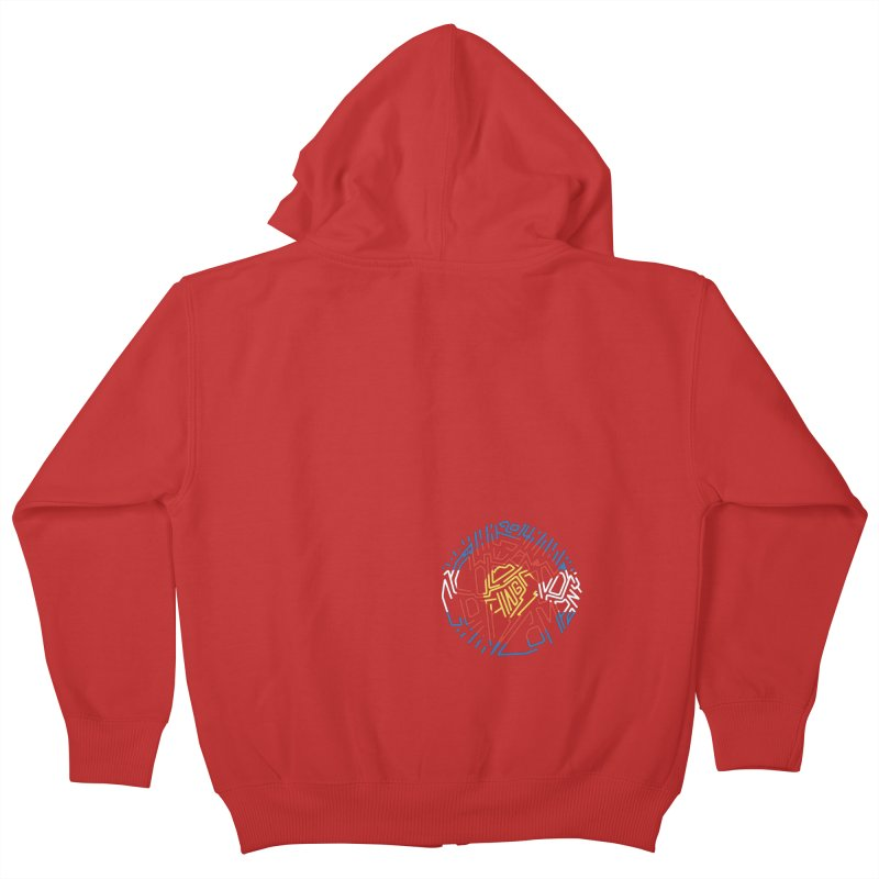 Colorado Clothing Company Kids Zip-Up Hoody by eleven