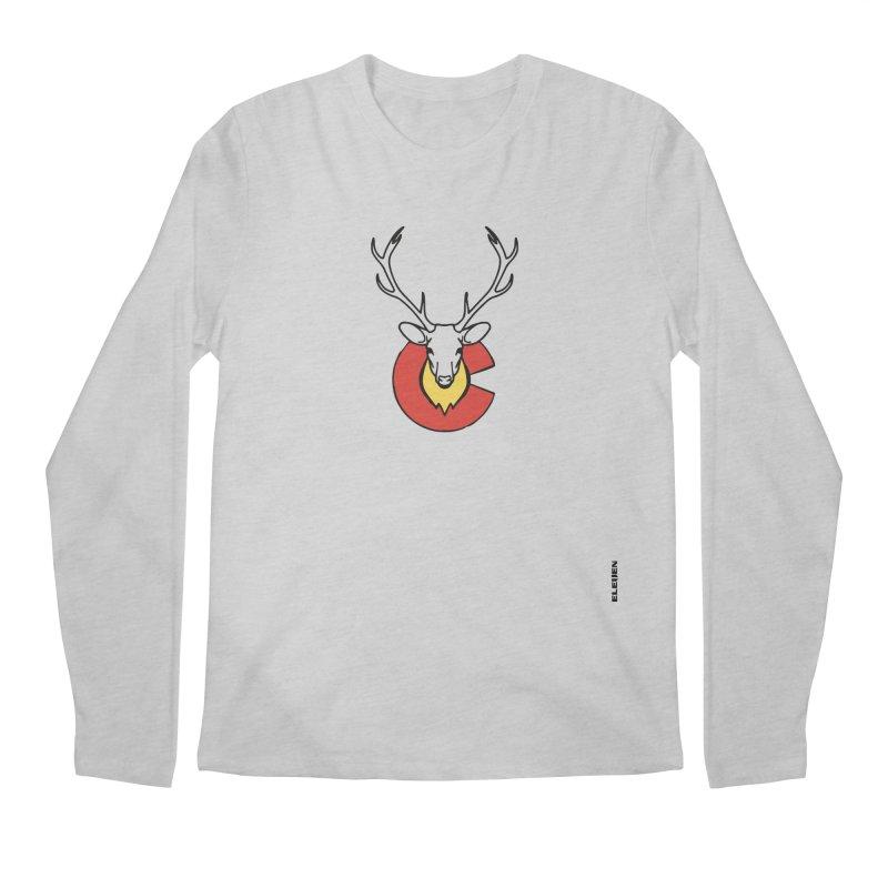 Deer Colorado Men's Regular Longsleeve T-Shirt by eleven