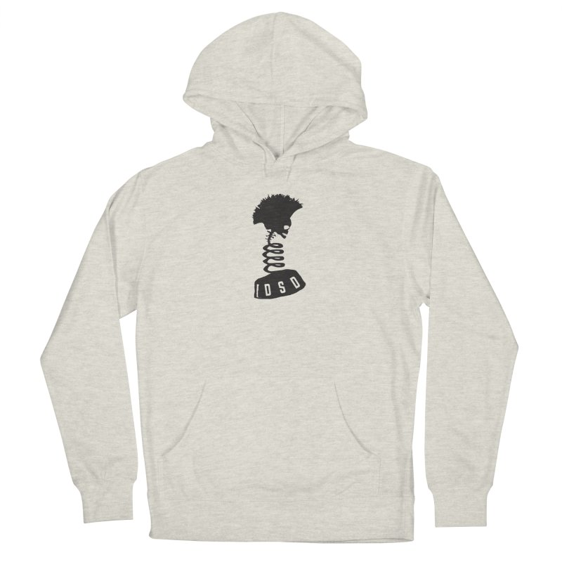 Diaz Suspension Design 2 Men's French Terry Pullover Hoody by eleven