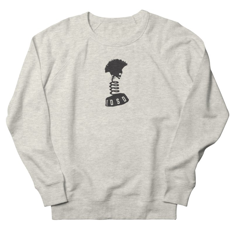 Diaz Suspension Design 2 Men's French Terry Sweatshirt by eleven