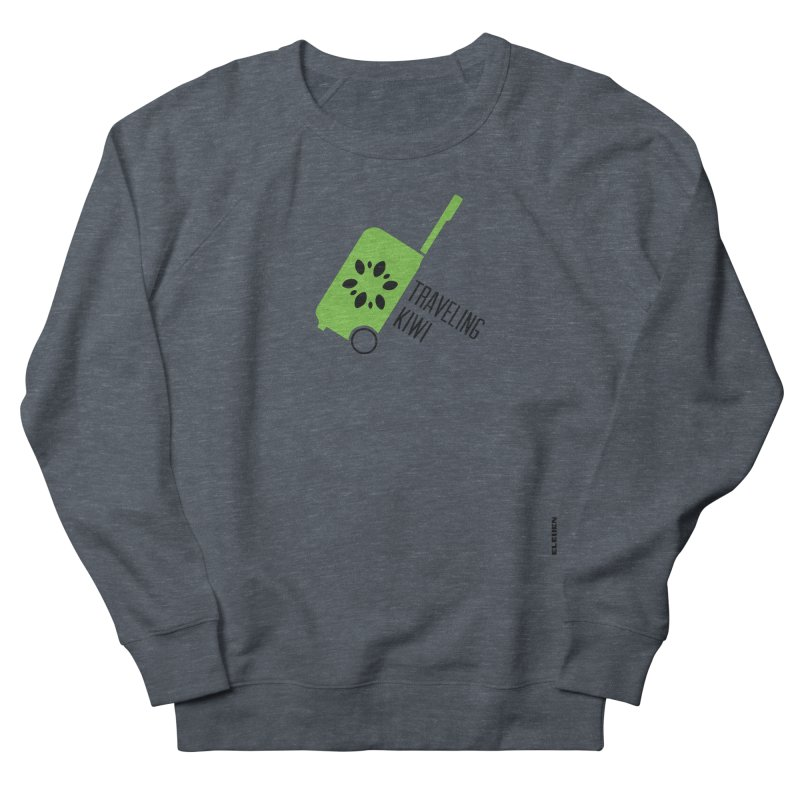 Traveling Kiwi Women's Sweatshirt by eleven