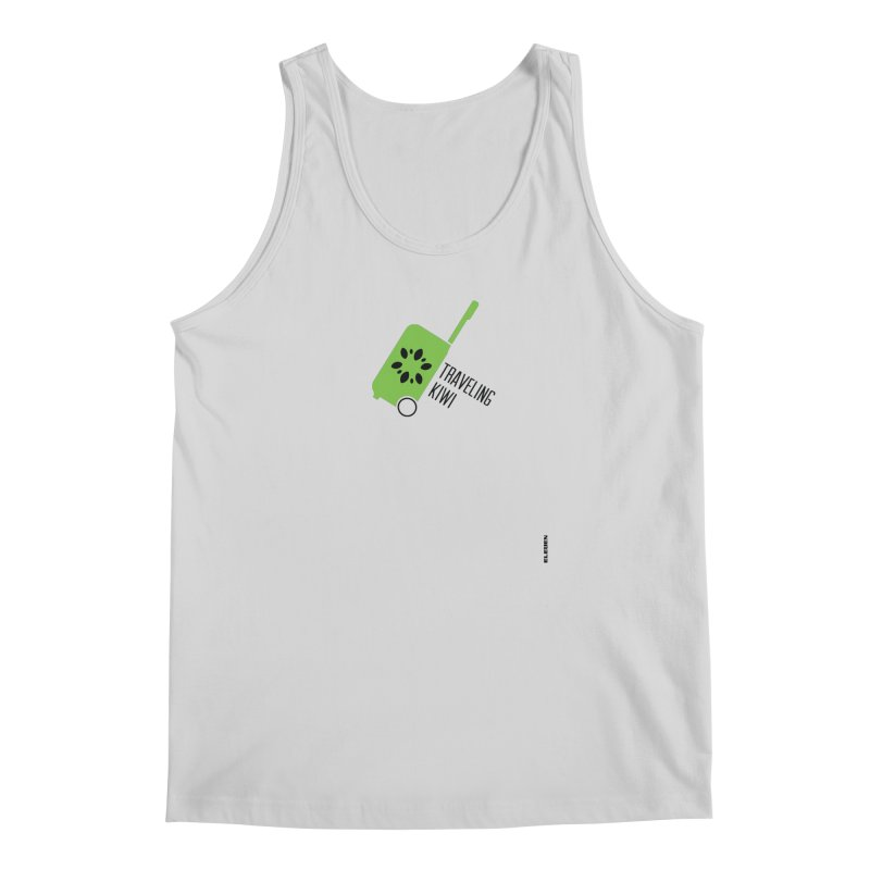 Traveling Kiwi Men's Regular Tank by eleven