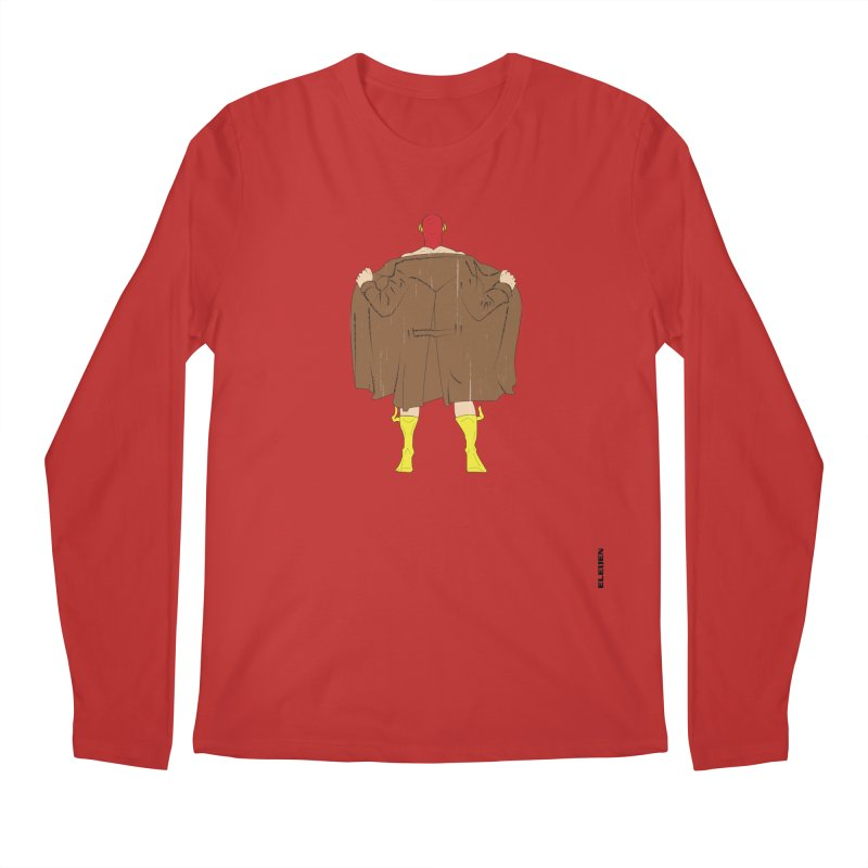 The Flash Men's Longsleeve T-Shirt by eleven