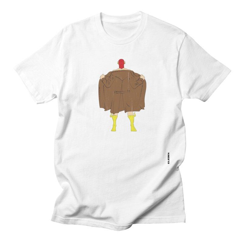 The Flash Men's Regular T-Shirt by eleven