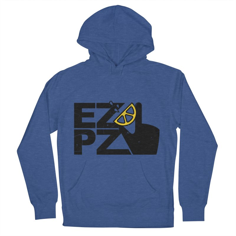 EZPZ Women's French Terry Pullover Hoody by eleven