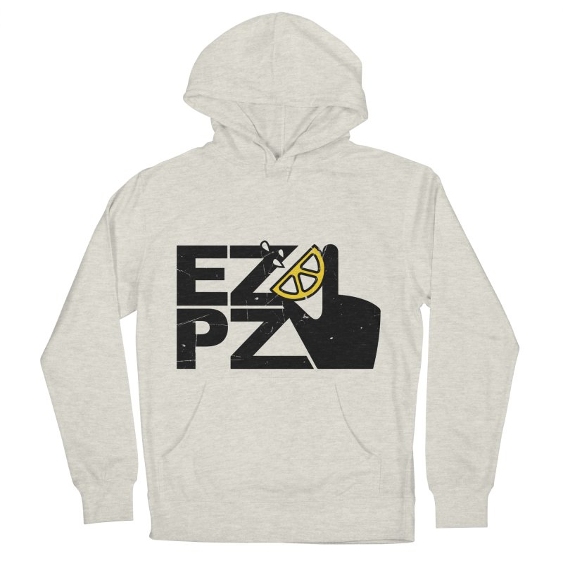 EZPZ Men's French Terry Pullover Hoody by eleven