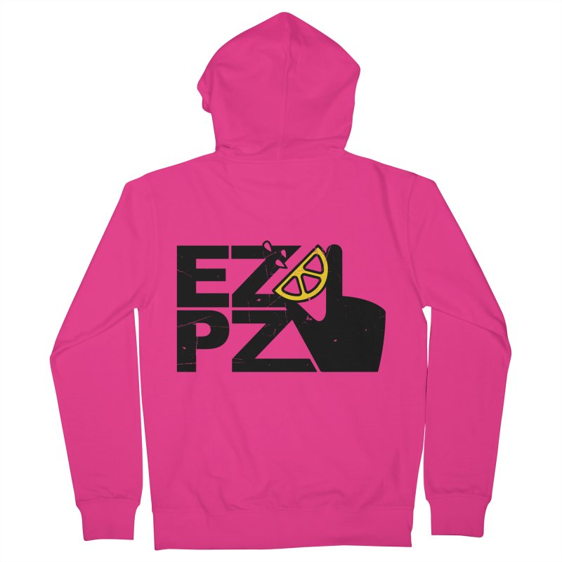 EZPZ Men's French Terry Zip-Up Hoody by eleven