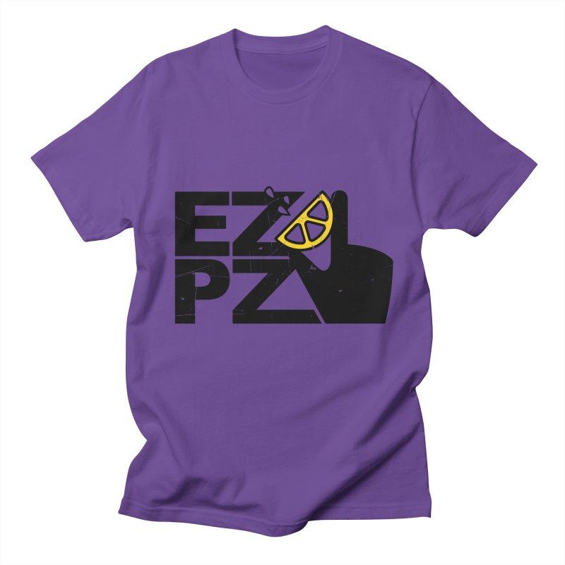 EZPZ Men's Regular T-Shirt by eleven