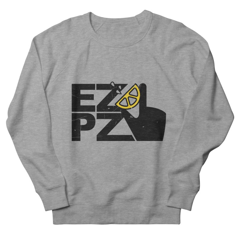 EZPZ Men's French Terry Sweatshirt by eleven