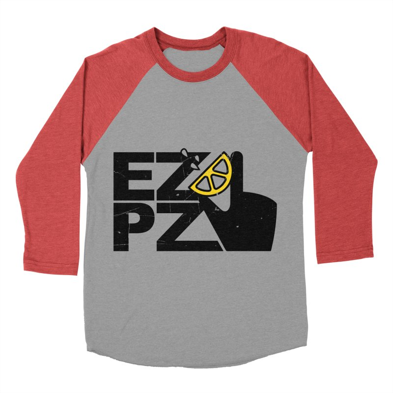 EZPZ Women's Baseball Triblend T-Shirt by eleven