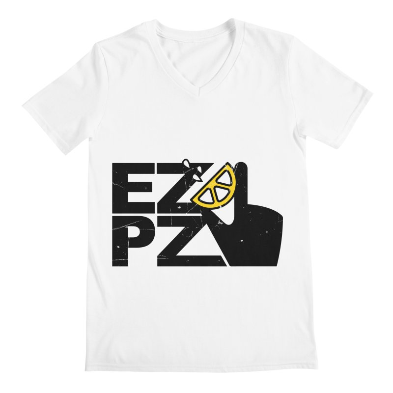 EZPZ Men's V-Neck by eleven