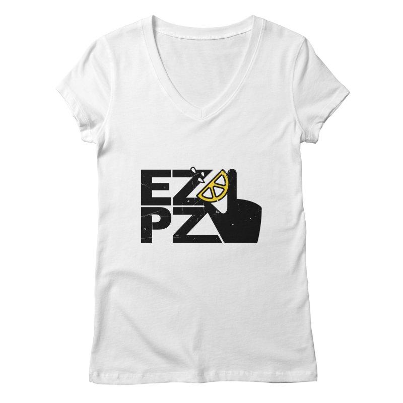 EZPZ Women's V-Neck by eleven