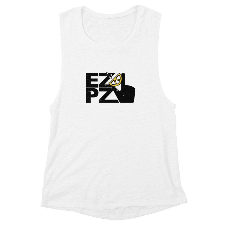 EZPZ Women's Muscle Tank by eleven